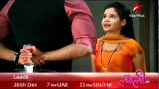 26th Dec Laadli Maha Episode Promo