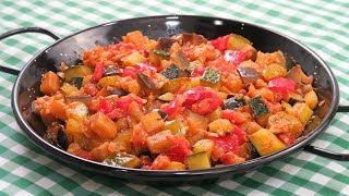 Receta de Pisto | Cocina con Carmen