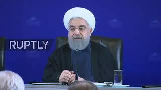 İran Devlet Başkanı Ruhani - Sikiş Var