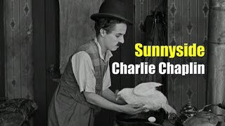 Charlie Chaplin Makes Breakfast - Sunnyside (1919)