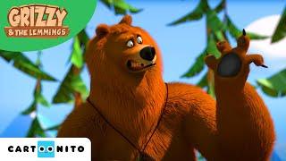 Grizzy und die Lemminge | Magische Portale | Boomerang