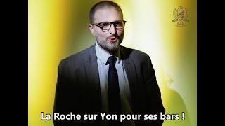 ICES - La Recherche à l'ICES - #FaceCam avec Éric Pomès
