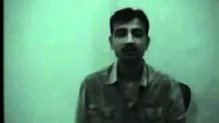 MQM's Target Killer Muhammad Shahrukh Khan (killer of Wali Babar)