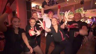 Vystoupení Move 21 na maturitním plese BIGY 4.C 2016