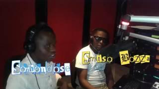 Sothondose and Smiso Bozza Mkhondo FM afternoon drive show