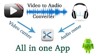 #DA32 Best App for video converter and video/audio cutter for Android Phone