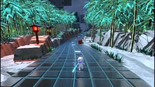 PS4 - The PlayRoom - Ninja bots