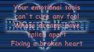 Fixing A Broken Heart [Lyrics]