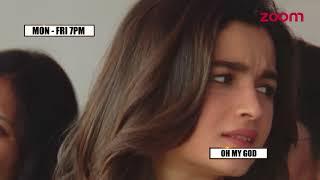 Alia Bhatt Spotted Multiple Times With Ex Boyfriend Ali Dadarkar