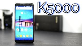 A Phone with a 18:9 Screen & a 5000mAh Battery - Oukitel K5000 Review