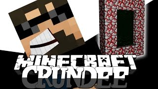 Minecraft: CRUNDEE CRAFT | 95 Portals Everywhere!! [27]