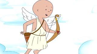 Funny Animated Cartoon Caillou | Caillou