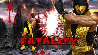 Fatalities - Mortal Kombat Mugen