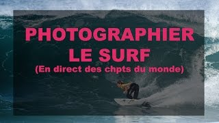 Apprendre la photo de surf -sport de glisse