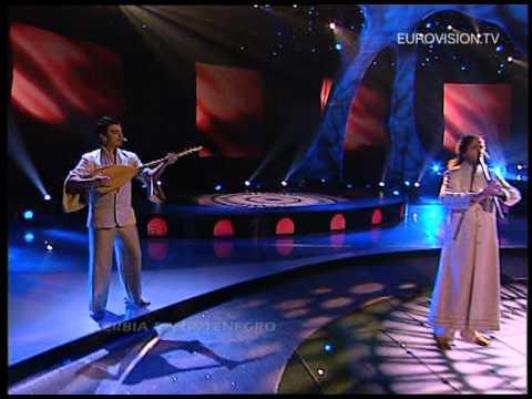 Zeljko Joksimovic Lane Moje Serbia & Montenegro 2004 Eurovision Song Contest