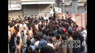 9 Muharam 2009 Haripur bazar Markazi Matmi Dasta Hazara Division
