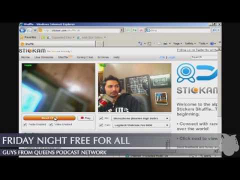 Xxx Mp4 GFQ Network Stickam Shuffle Vs Chatroulette 3gp Sex