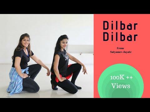 Xxx Mp4 DILBAR Song Satyameva Jayate Dance Cover By Rekha Kangtani 3gp Sex