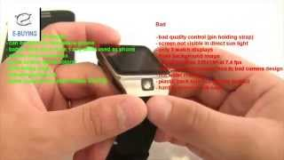 Aplus GV18 Smart watch phone NFC Camera SIM card Smartwatch for Android Phone