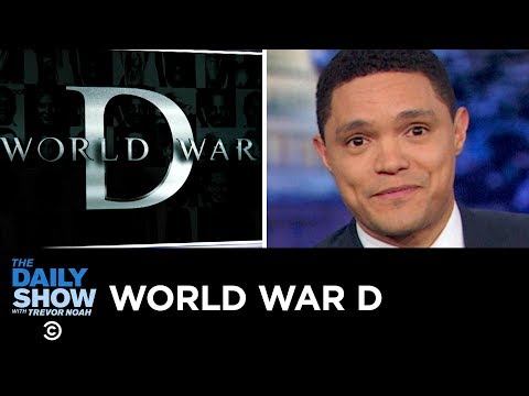 Trump Is the World's Worst Spy & 2020 Democratic Candidates Emerge The Daily Show