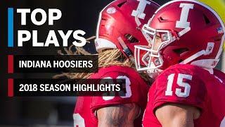 2018 Season Highlights: Indiana Hoosiers | Big Ten Football