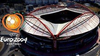 UEFA Euro 2004 Portugal Stadiums