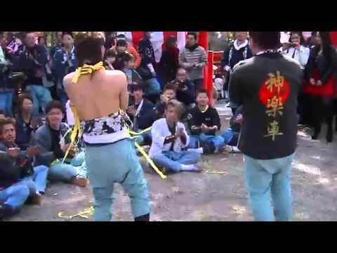 2014年 乙川祭り(伊勢音頭)