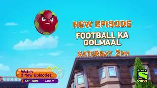 Weekend Hoyega Ajeeb Kamaal | 2 New Episodes | Guru Aur Bhole | Sat-Sun At 2 PM