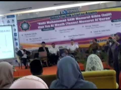 Insan Mokoginta ex Kristen vs Saifuddin Ibrahim ex Muslim