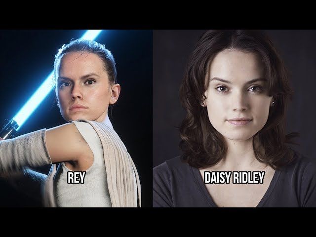 Characters and Voice Actors - Star Wars Battlefront II