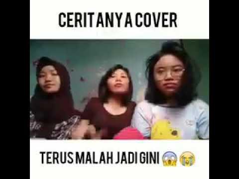 VIRAL 3 ORANG ANAK COVER LAGU MALAH AYAM MASUK KAMAR