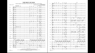 The Best of INXS arranged by Sean O'Loughlin