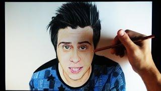 Dibujando a Youtubers   elrubiusOMG