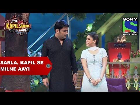 Xxx Mp4 Sarla Kapil Se Milne Aayi The Kapil Sharma Show 3gp Sex
