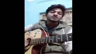 Tomake beshechi valo, the beautiful sing a song have a live video, watch now.