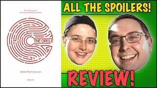 """ALL THE SPOILERS! The Circle """"Review"""" - Emma Watson Movie 2017"""