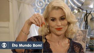 Êta Mundo Bom!: Capítulo 53 da novela, sexta, 18 de março, na Globo