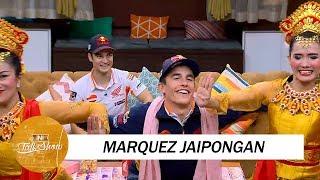 Ketagihannya Marquez dan Pedrosa Joget Jaipongan