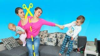Doua Mamici | Alex a Transformat Dintr-o Mamica Doua | Ce s-a intamplat?