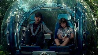 JURASSIC WORLD - Extended Movie Clip 'Indominus Suprise' (2015) Chris Pratt Dinosaur Movie [720p]