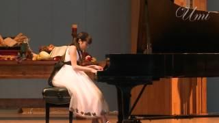 Umi Garrett, 12yr. - Beethoven Sonata