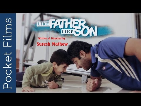 Like Father Like Son - Touching Short Film About Father And Son's Relationship