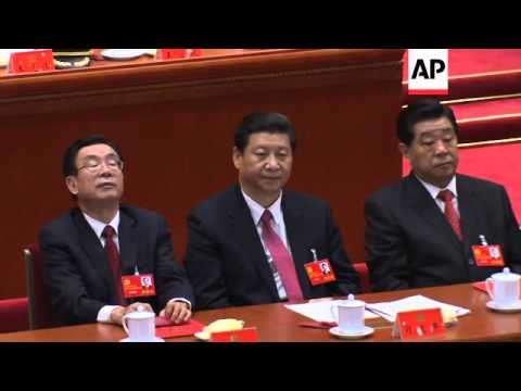 watch Analysis of transfer of power in China as new leader is elected