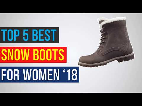 Xxx Mp4 Top 5 Snow Boots For Women 2018 3gp Sex