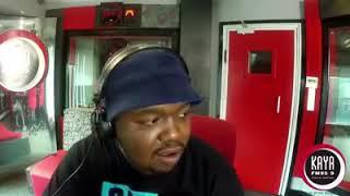 Skhumba at Kaya FM