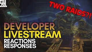 Tides of Vengeance Patch! 9-18 Developer Livestream Recap and Reactions! World of Warcraft