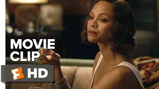 Live by Night Movie CLIP - Favorable Terms (2017) - Zoe Saldana Movie
