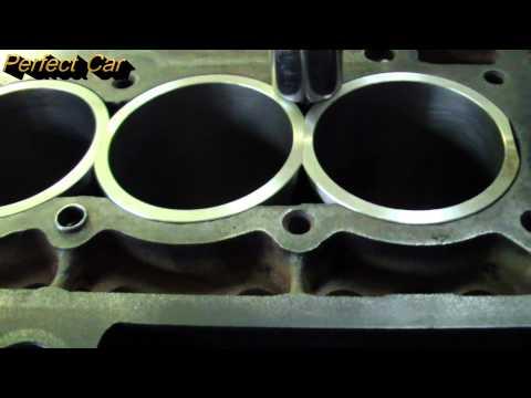Montagem parcial do motor CHT 1.6 gasolina