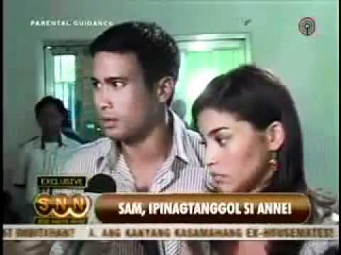 YouTube SNN ANNE CURTIS NATANGGALAN NG BRA SCANDAL IN BORACAY ASAP SHOW