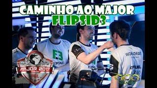 CS:GO - Caminho ao Major: FlipSid3 [PGL Major Krakow 2017]